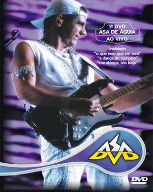 DVD ASA DE ÁGUIA