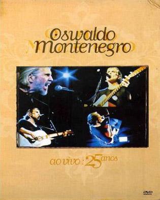 DVD OSWALDO MONTENEGRO