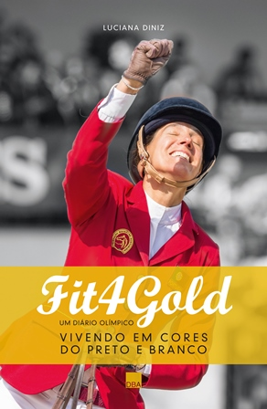 Lucyana Diniz - Livro: Fit4Fun, um diário Olímpico